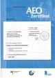 AEO - Zertifikat