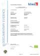 BIO - Certificate